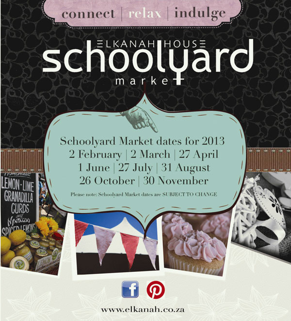 Elkanah Schoolyard Market @ Elkanah House High School Campus | Cape Town | Western Cape | South Africa
