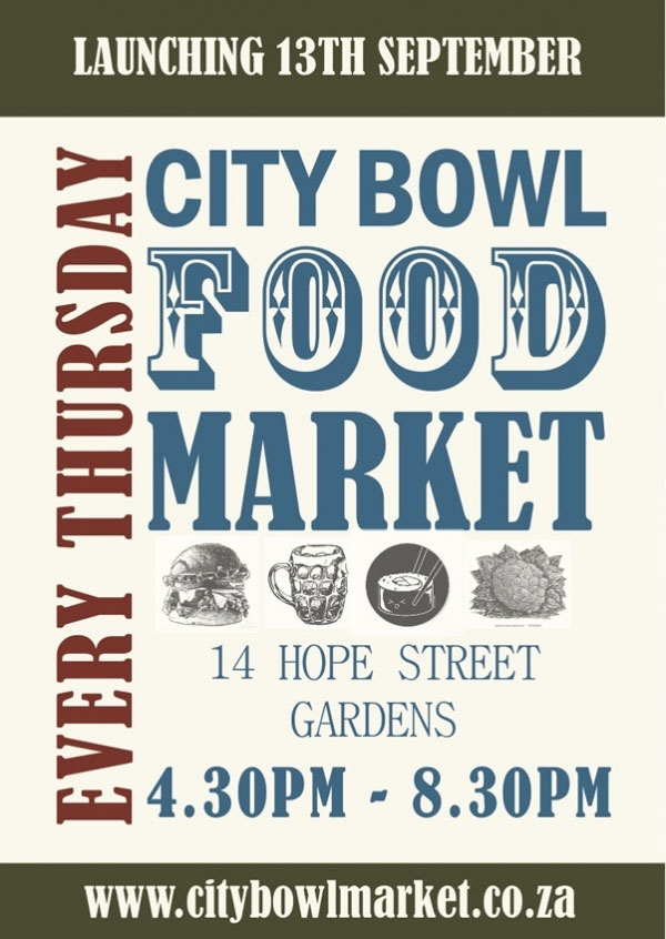 City Bowl Evening Market @ Hope Street | Cape Town | Western Cape | South Africa