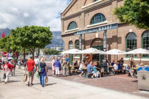 V&A Food Market @ Pumphouse Building, V&A Waterfront | Cape Town | Western Cape | South Africa