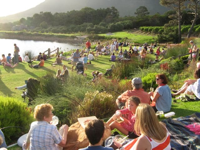 Victorious views and sumptuous dining: a visit to the Noordhoek Community Market