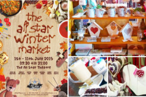 All Star Winter Market @ Cape Gate Lifestyle Centre, Brackenfell