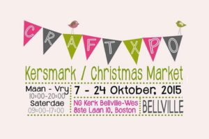 Craft X-Po Christmas Market @ NG Kerk, Boston, Bellville