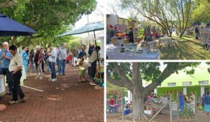 The Village Market in Riebeek West