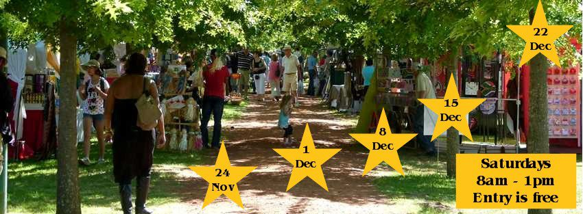 Country Craft Market – Christmas Markets 2012