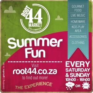 Root 44 Market @ Audacia Farm, Stellenbosch