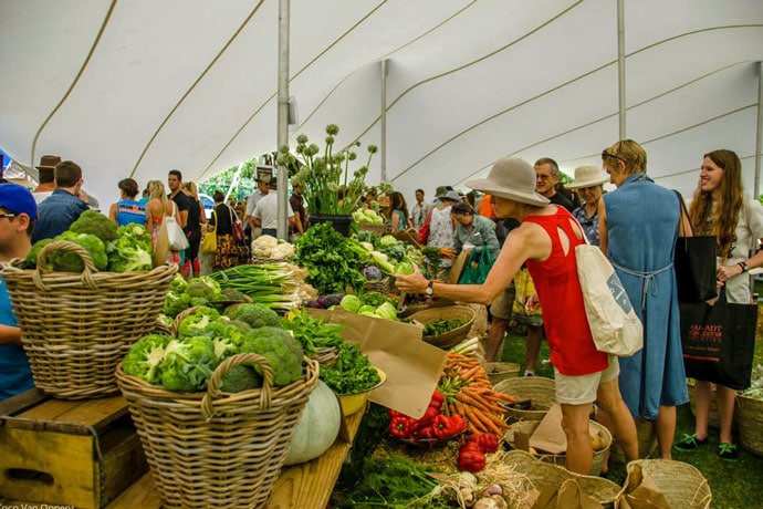 Oranjezicht City Farm Market (City Bowl)