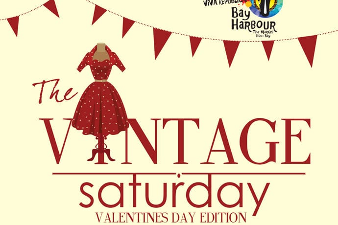 The Vintage Saturday Valentines Day Edition at Bay Harbour Market