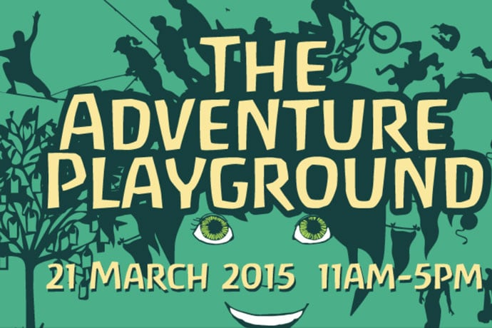 Constantia Waldorf 2015 Fair: Adventure Playground