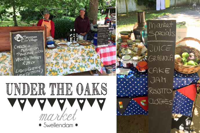 Under the Oaks Market (Swellendam)