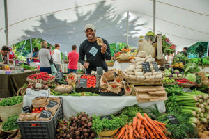 Oranjezicht City Farm Market @ Beach Road, Granger Bay
