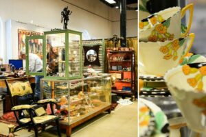 SARDA Annual Antiques Fair @ The Alphen Hotel, Constantia