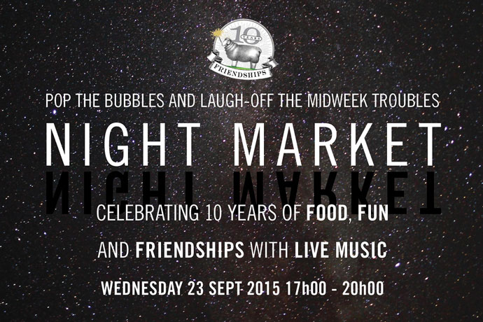 Hermanuspietersfontein Market celebrates 10 years with night market