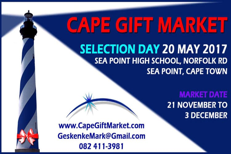 Cape Gift Market – Selection Day 2017