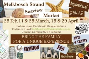 Melkbosch Strand Unique Seaview Market @ Beach Road, Melkbosstrand