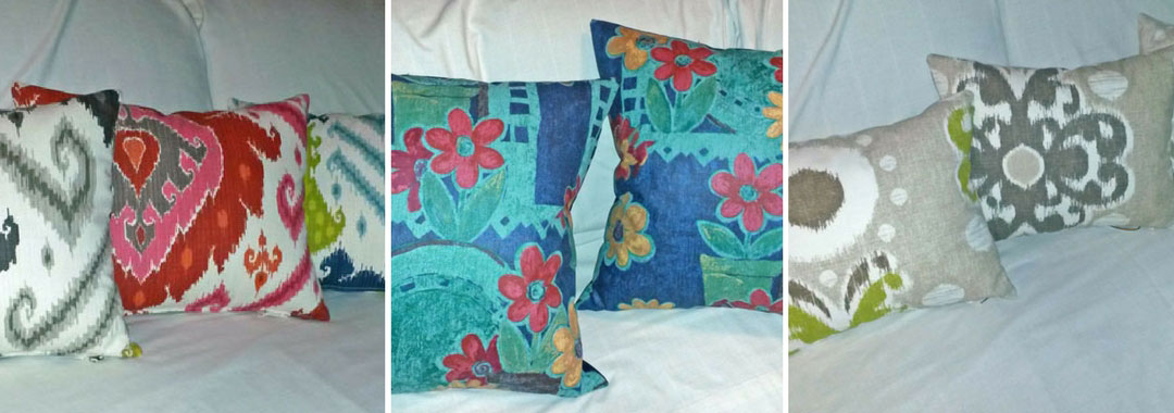 encore scatter cushions