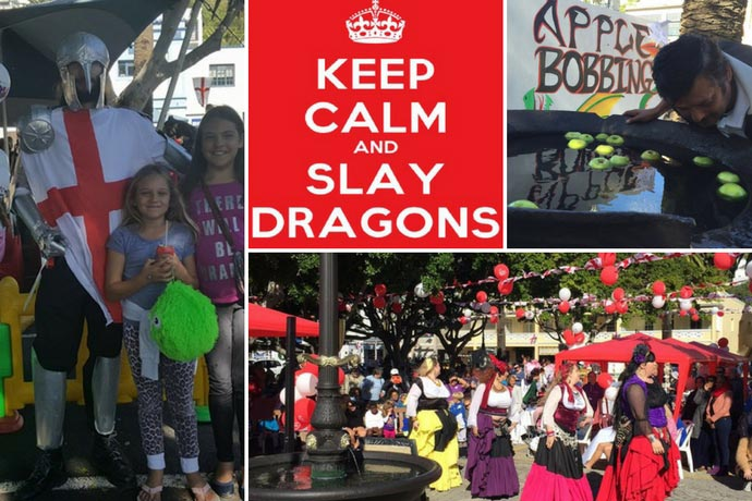 St George & The Dragon Festival