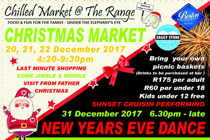 Christmas Market @ The Range