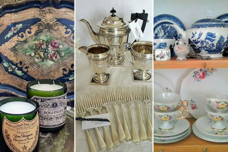 Vintage, Antiques & Collectables Fair (26-28 October 2018)