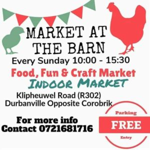 Market at the Barn @ Durbanville
