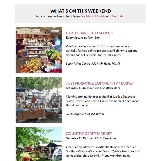 capemarkets-newsletter-whatson