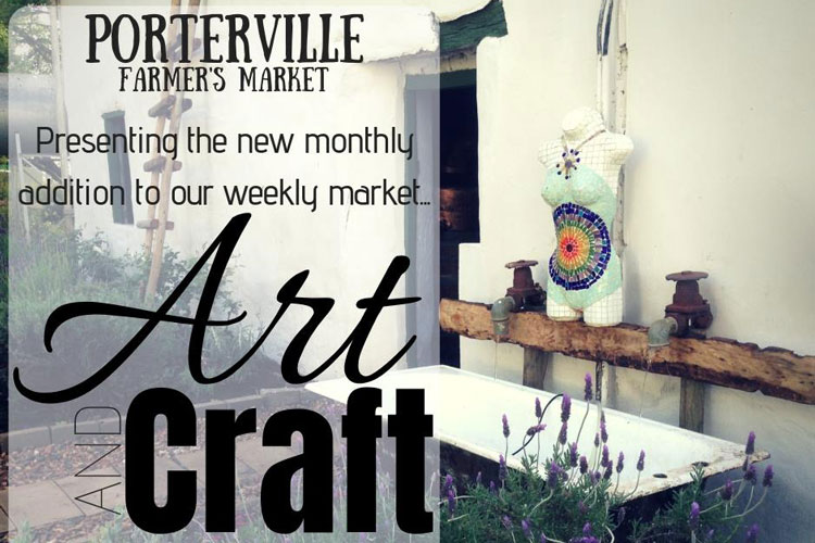 Porterville Farmers' Market adds monthly arts and crafts element to their offering