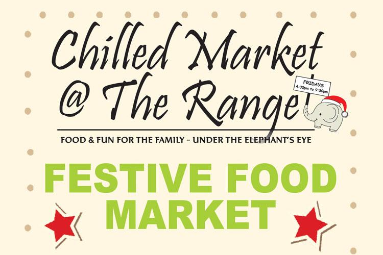 Christmas Market @ The Range