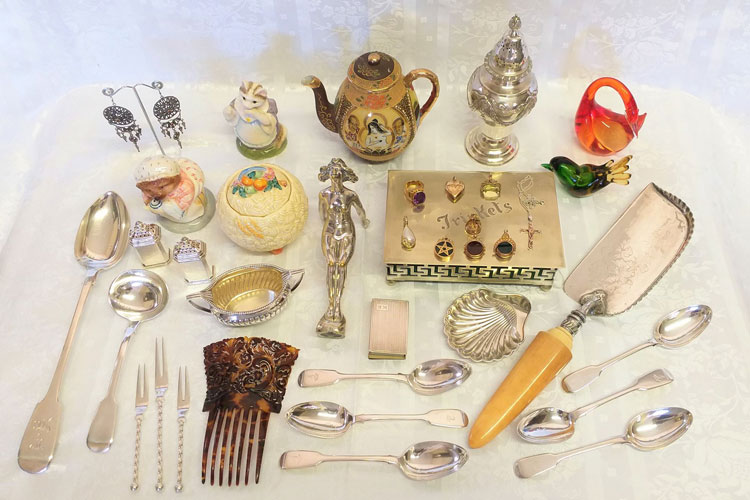 Vintage, Antiques & Collectables Fair (1-3 Feb 2019)
