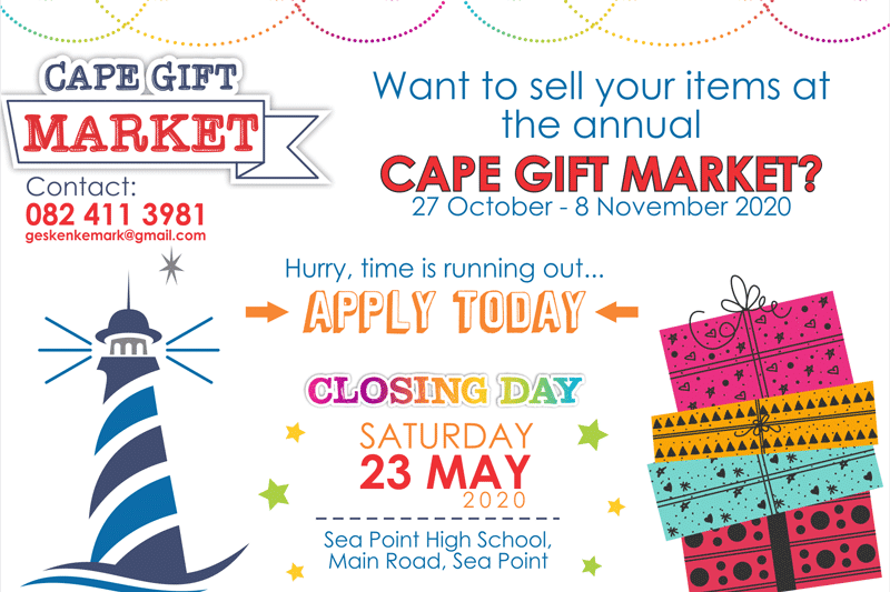 Cape Gift Market – Selection Day 2020