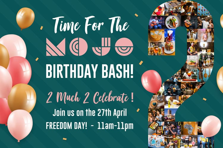 Mojo Market Birthday Bash!