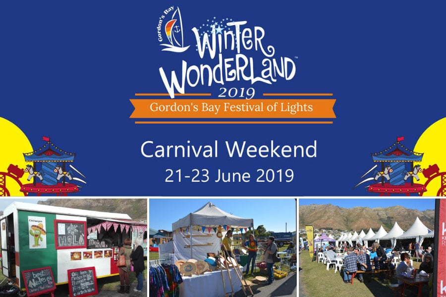 Gordon's Bay Winter Wonderland Festival