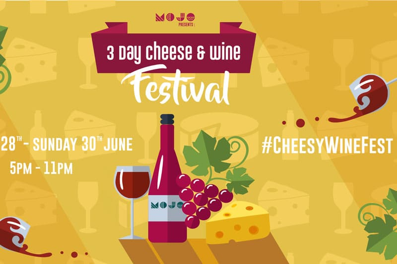 Cheese & Wine Fest @ Mojo Market