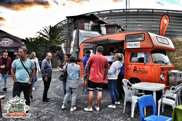 The Local Food Truck Market