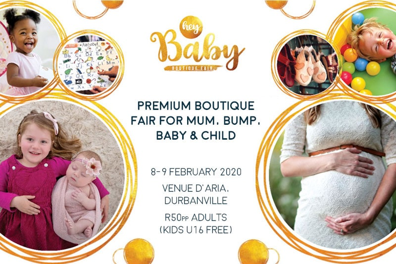 Hey Baby Boutique Fair