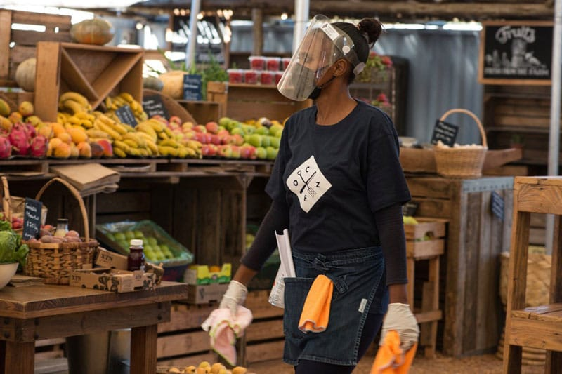 Oranjezicht City Farm Market re-opens, with strict COVID-19 safety protocols in place