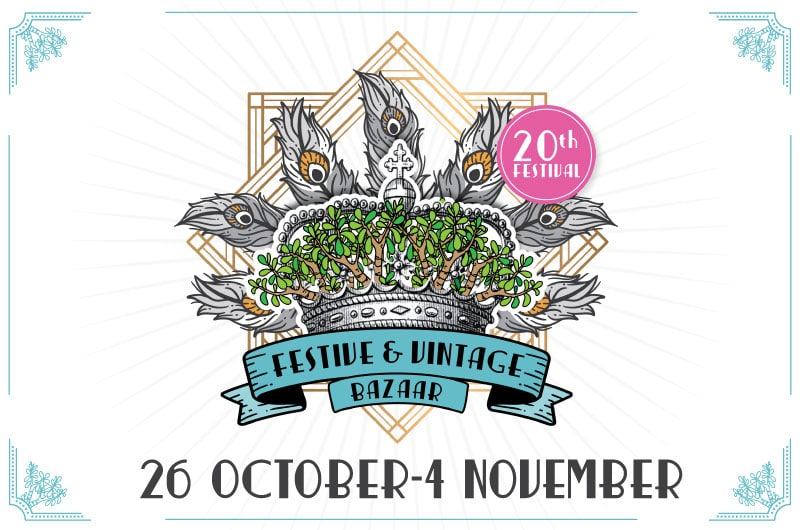 NEW format Vintage and Festive Bazaar promises an out of the box shopping experience